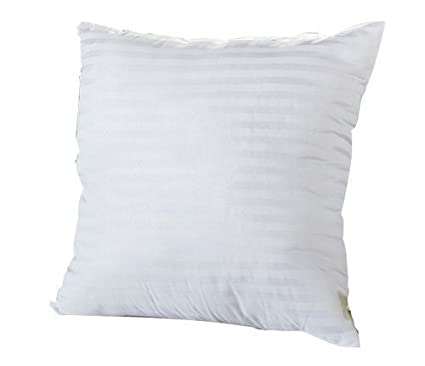 40x40quot Pillow Insert Synthetic Down Pillow Form Insert New What Size Insert For 18x18 Pillow Cover