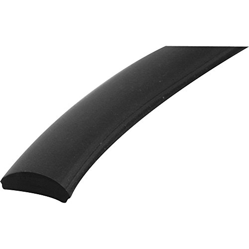 (Prime-Line Products P 7843 Flat Screen Spline, 5/16 in. (.315) x 100 Ft., Vinyl Construction, Black in Color )