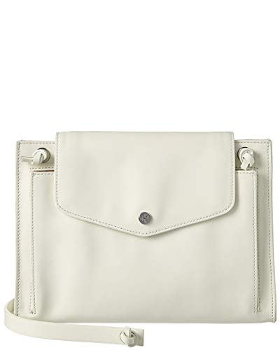 Halston Crossbody Heritage Flat Flat Leather Heritage Leather Crossbody Halston Halston rqUHr