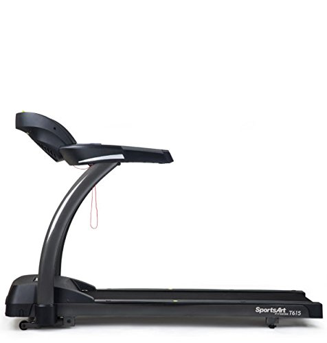 Sportsart Fitness T615 Foundation Series Treadmill With Myflex Plus