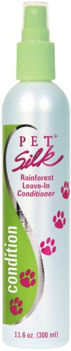 Dog Supplies Rainforest Leave -In Conditioner Rainforest Cologne