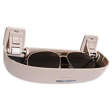 Basage Caja de Almacenamiento de Gafas de Sol para Coche Nx ...