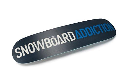 Snowboard Addiction Jib Training Board by Snowboard Addiction