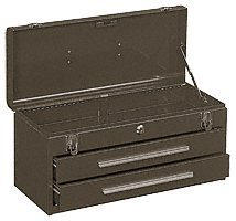 Two Drawer Portable Tool Chest