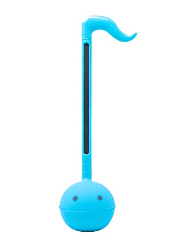 Otamatone [Color Series] Japanese Electronic Musical Instrument Synthesizer by Cube / Maywa Denki, Blue