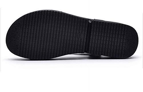 Noir Noir Chaussures Taille coloré Bohemia Diamond 38 Oudan Sandals Femme 4fxzqqvY