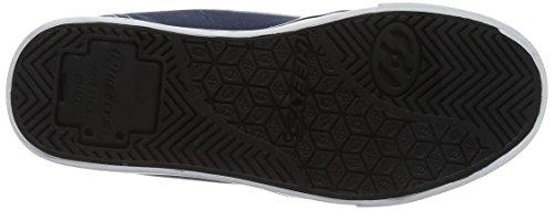 Pro Gr8 Bleu Adults Chaussures marine Heelys Blanc Unisex Fitness 'adultes De wBEgqCap