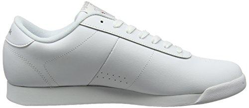 Blanco Princess Mujer White para White Zapatillas Reebok xawBd7qII