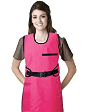 Front EZ-Guard Regular Lead X-Ray Protection Apron, 0.5mm, Buckle, Small, Over 50 Color Options, EZ-Ship Aprons Ship Within 30 Days!