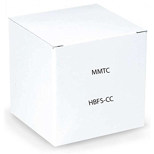 MMTC HBFS-CC Nema 1 Interior Open-Close Changeable Core Cylinder Key Switch With Stop Button In Single Gang Back Box Flush Mount ()
