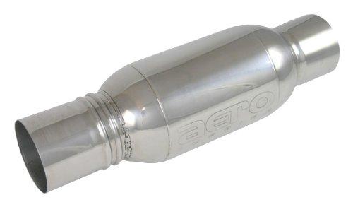 Aero Turbine Muffler Round Body
