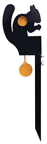 - Crosman Squirrel Reset Target, Metal