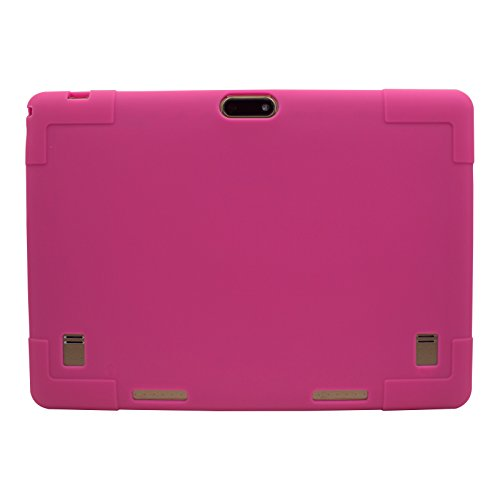 Transwon Silicone Case Compatible with BeyondTab Android Tablet 10.1