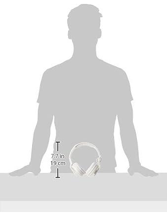 Pioneer HDJ-500-W - Auriculares de diadema cerrados: Amazon.es: Electrónica