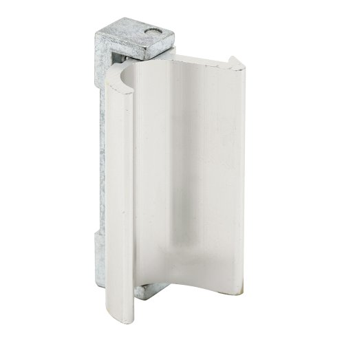 Prime-Line Products F 2572 Spring Loaded Sliding Keller Window Latch and Pull, Aluminum ()