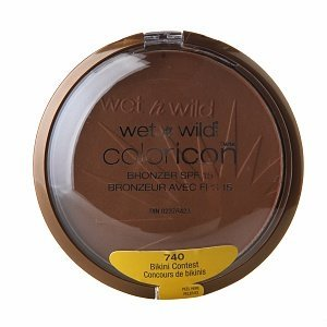 Wet n Wild Color Icon Collection Bronzer, Bikini Contest 0.46 oz (13 g)