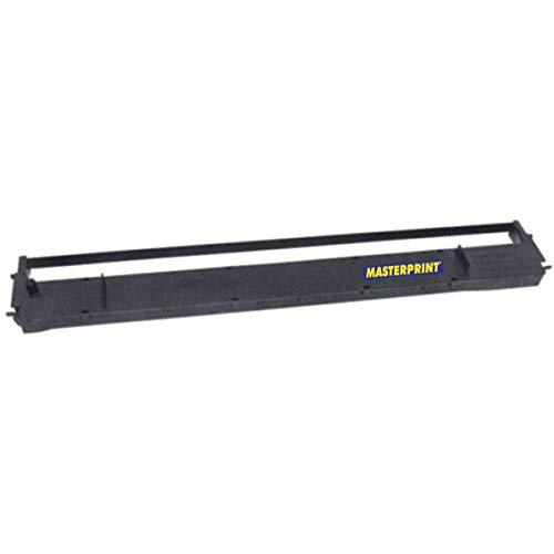 Fita Para Impressora Mx-100 Nylon 13mmx14m., Masterprint, 1011027, Preto