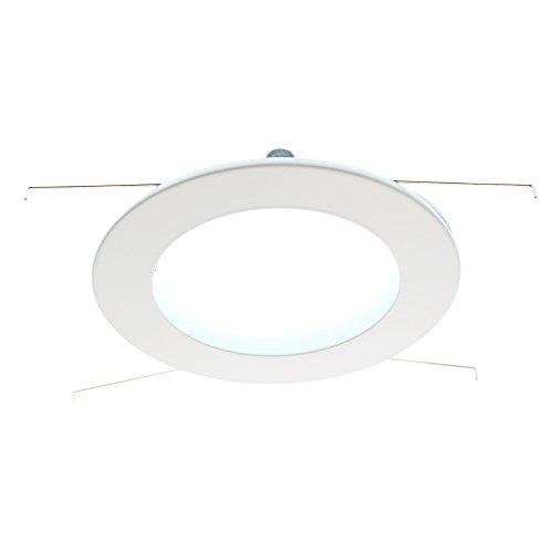 "Elco Lighting EL522W 5"" Shower Trim with Frosted Lens - EL522 (CFL)"
