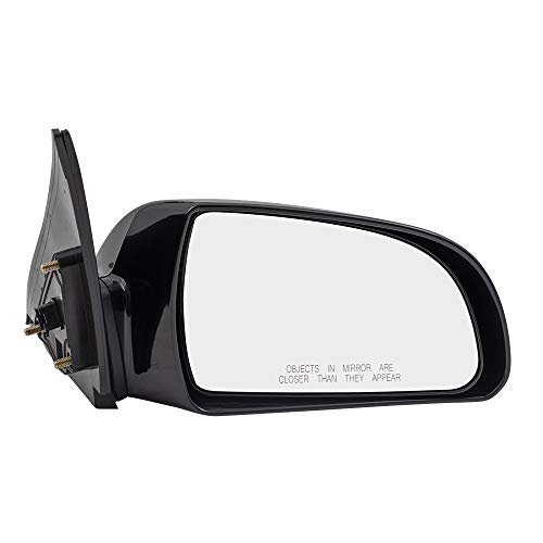 BROCK Power Side View Mirror Heated Passenger Replacement for 06-10 Hyundai Sonata 87620-0A000 ()