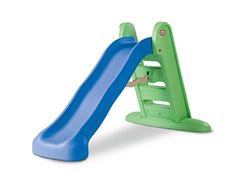 Kids Outdoor Slides - Toddler Slide Large Kids Slides And Climbers Indoor Outdoor Playground Plastic Climber Toys Infant Backyard Fun Children NEW by SupremeSaver