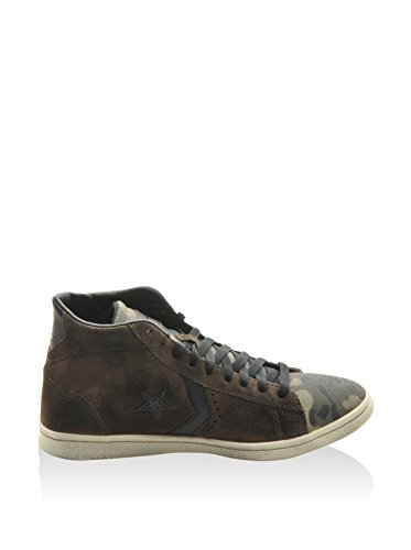 Converse Hightop Sneaker Pro LP Mid Braun/Grün Size is Not in Selection De
