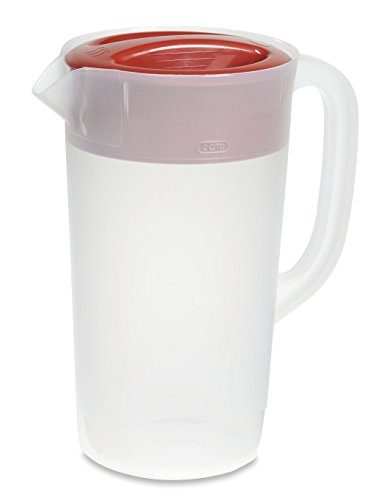 (Rubbermaid Pitcher, 2 Quart, Racer Red 1953764)