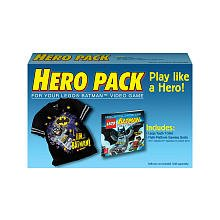 LEGO BATMAN T-SHIRT & GAMER GUIDE BUNDLE ()