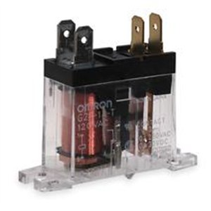 Relay, 4Pin, SPST, 10A, 12VDC