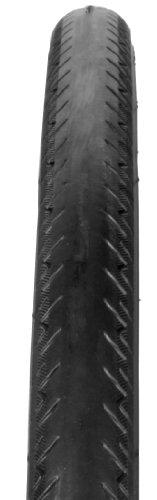 Kenda 700c Domestique Slick Tubular Tire Black