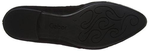 Femme Escarpins 122 Noir Schwarz Gabor 17 Basic Shoes Gabor x477qUI