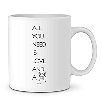 Mug Céramique All Is A Tasse Lama And Premium You Need Love j4cL35ARqS