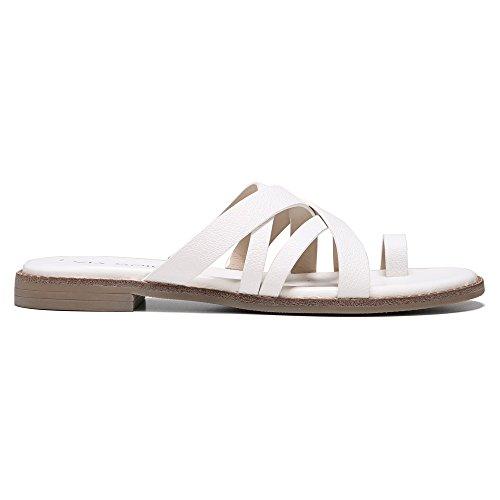 Via Spiga Reese 2 Damen US 6 Weiß Sandale