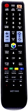 Mando a distancia universal para Samsung SMART, 3D TV, AA59-00638A ...