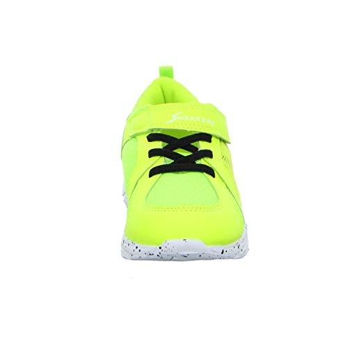 Unisex Kinderschuh Sneaker Klettverschluss YE Jungen J552 M盲dchen Schn眉rer Sneakers Y4qAxzwA