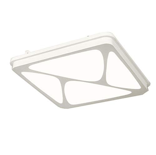 stylehome® LED Lámpara de techo plafón Cocina Bombilla Nuevo Diseño 6815 - 30 W de DIMM Bar con mando a distancia: Amazon.es: Iluminación