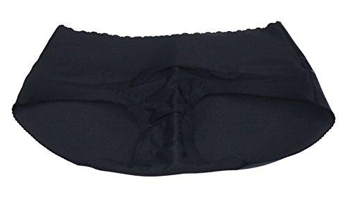 (US Stock) Kiminana Intimates,❤️◕‿◕❤️Seamless beauty hip pants plus pad hip pad fake ass fake hips hips briefs