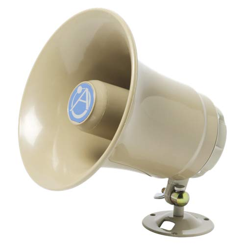 (Atlas Sound SC-15-45 Compact High Efficiency Paging Horn 15W @ 45 Ohms)