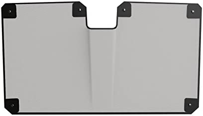 Belmor BS-3026-1 Black Bugscreen for Kenworth 2012-2017