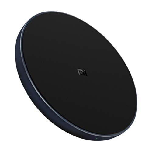 Mi Wireless Charging Pad (Fast Charging) (Black)