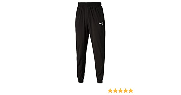 PUMA ESS Woven Cl - Pantalón de chándal para Hombre: Amazon.es ...