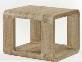 Dreams4home mandy side table coffee table side table for Beistelltisch 75x75