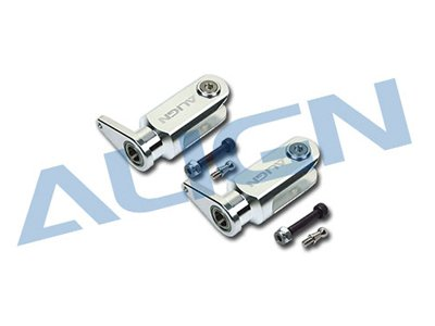 Align/T-Rex Helicopters 600/600N Metal Main Rotor Holder, Silver