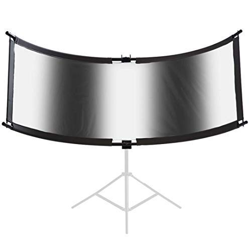 Clamshell Light Reflector/Diffuser for Studio or any Photography Situation with Carry bag by LUMANIO