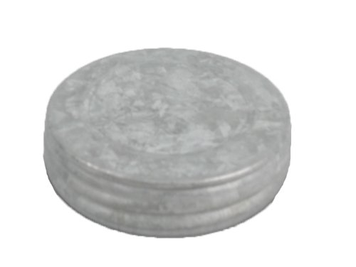 - Craft Outlet Natural no Hole Lid, 3.25-Inch, Set of 6