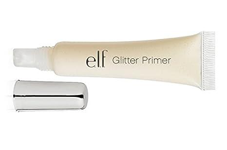 e.l.f. Essential Glitter Primer - Clear elf Eye Eyelid Bond Crease