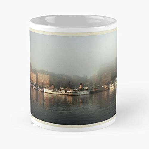 - Stockholm - Coffee Mugs Best Gift For Father Day