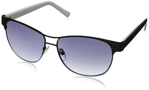 Cole Haan Women's C 6114 10 Aviator Sunglasses,Black,63 mm (Cole Haan Women Sunglasses)