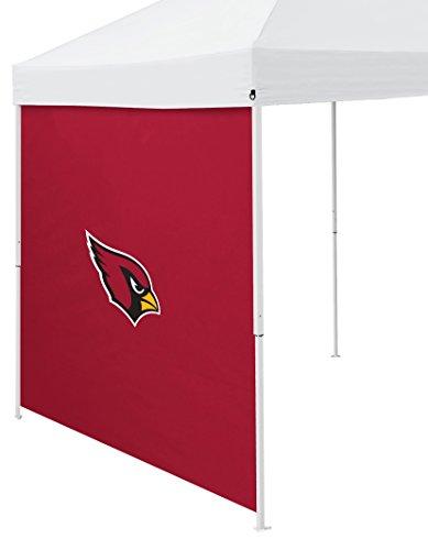 Logo Brands NFL Arizona Cardinals Side Panel, One Size, Cardinal
