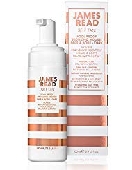 James Read Tan Fool Proof Bronzing Mousse Face & Body Dark, 100 mg.