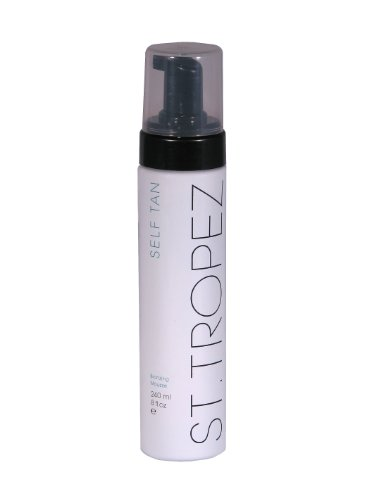 Saint-Tropez Auto Bronzante Mousse Tan, 8,0-Fluid Flacon pompe Onces